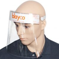 Protector Facial ( 5 unidades )